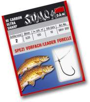 Sumo Forelle 12 silber 120cm