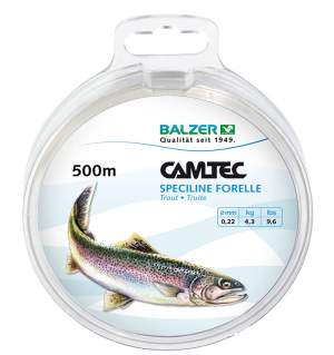 Balzer Camtec Trout 0,25mm 500m