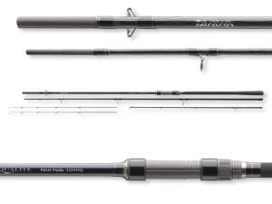 Daiwa Aqualite Light Feeder 3+2tlg. max.120g 3.60m