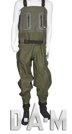 Hydroforce G2 Breathable Stocking Foot Waders L