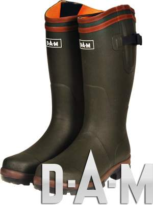 Flex Rubber Boots Neoprene 41