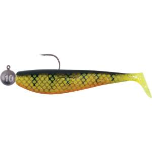 FOX RAGE Zander Pro Shad 10cm / 10g 3/0 Loaded x 3 - Natural Per