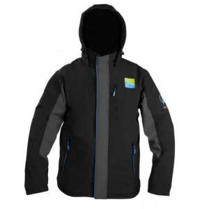 PRESTON Preston Soft Shell Hooded Fleece Jacket