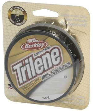 BERKLEY Trilene Fluorocarbon 0,38 mm 150 m Clear