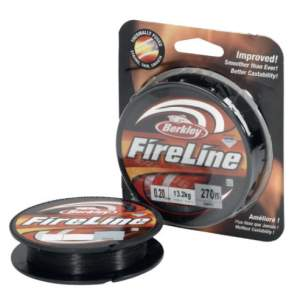 BERKLEY Fireline 2014 270m smoke