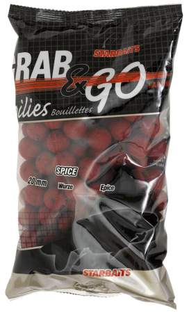 STARBAITS Grab & Go Spice 20mm 1Kg