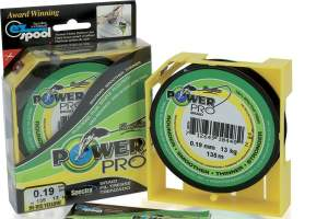 Shimano Power Pro 2740m 0,19mm 13kg yellow