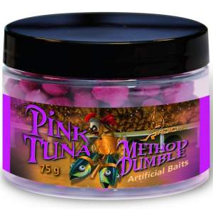 QUANTUM Method Marbles Pink Tuna 9mm 75g