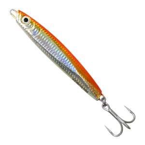 James Cook High Deep Herring Pilker 80g Rainbow-Silver