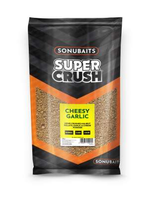 Sonubaits  Cheesy Garlic Crush 2Kg
