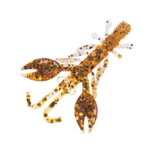 NOEBY Crayfish S5484 4.5cm Orange Clear