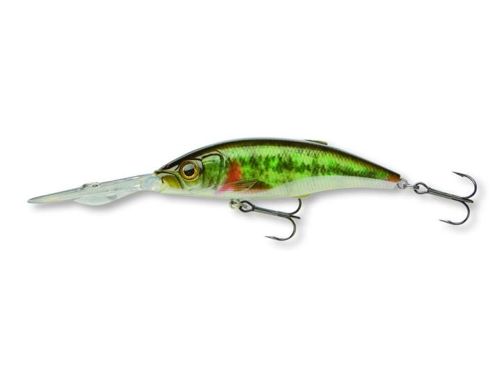 TEAM CORMORAN X-Deep Shad green bass 8.7cm 18.0g 1st