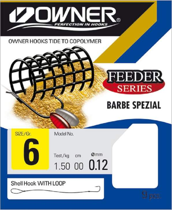 OWNER FRL-044 Feeder Barbe Spezial