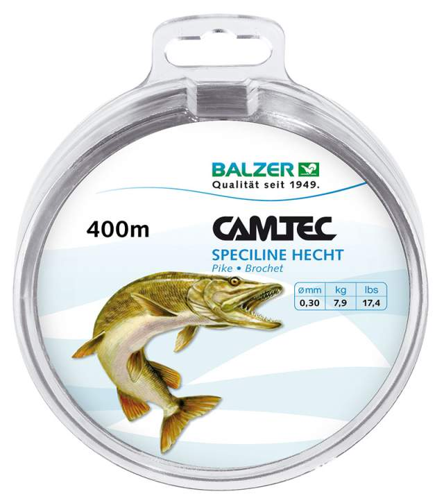 Balzer Camtec Pike 0,40mm 300m