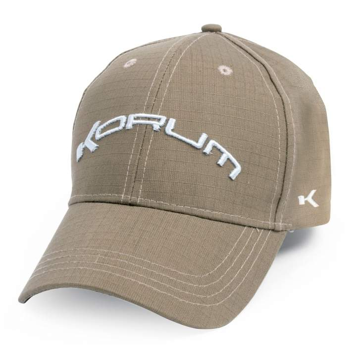 Korum  Green Rip Stop Cap