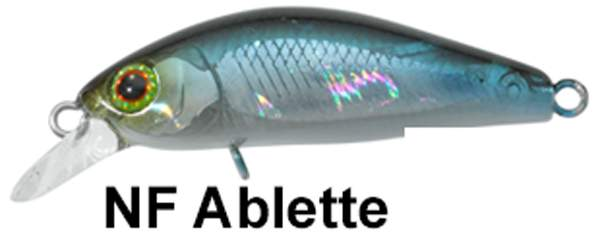 ILLEX Diving Chubby Minnow 35 SP NF Ablette
