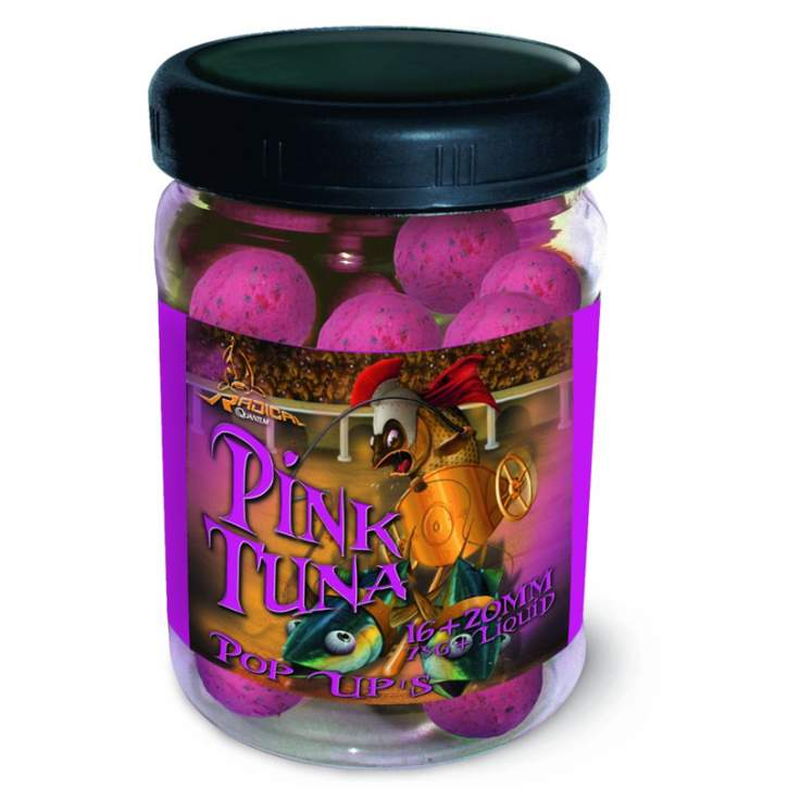QUANTUM Pink Tuna Pop Up's 16 + 20mm 75g