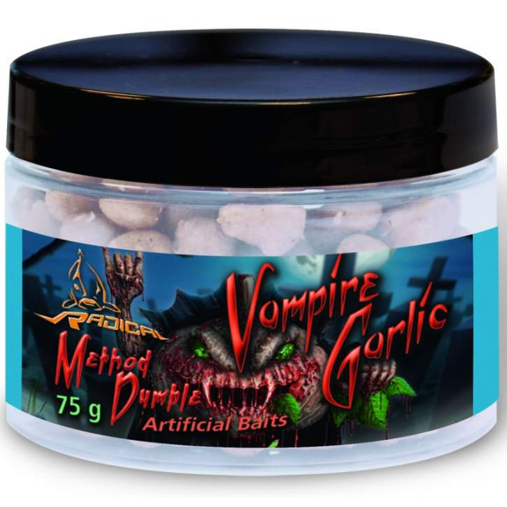 QUANTUM Method Marbles Vampire Garlic 9mm 75g