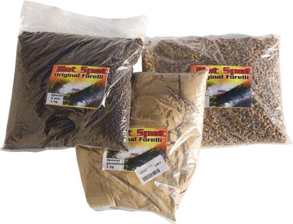 Premium Coarse Pellets 2 mm