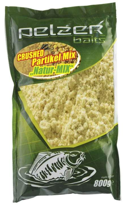 PELZER Crushed Partikel Mix Natur 800g
